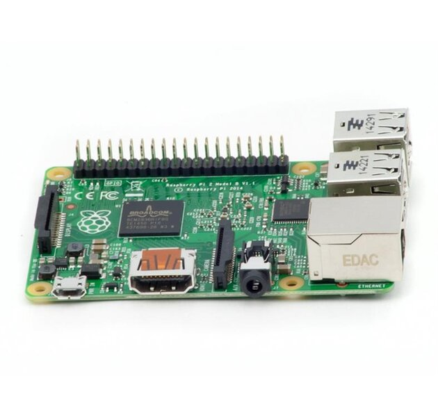Raspberry Pi 2 Model B   QuadCore  1GB Ram