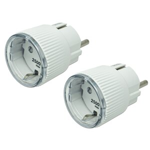 Shelly Plug S Zwischenstecker 2er Set