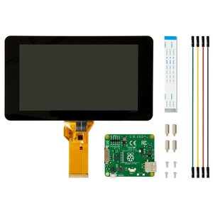 Raspberry Pi 7 Touchscreen Display
