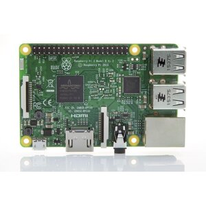 Raspberry Pi 3 Model B 1,2 GHz QuadCore 64Bit CPU