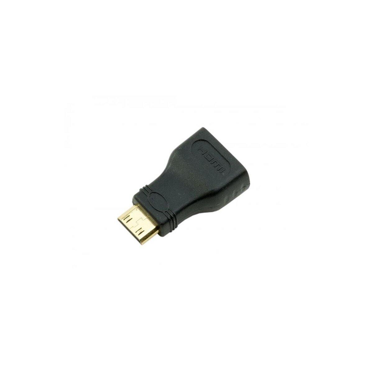 raspberry pi zero hdmi adapter mini stecker auf buchse 2 99. Black Bedroom Furniture Sets. Home Design Ideas